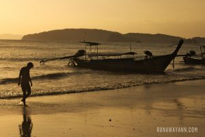 Ao Nang Beach in Krabi – Perfect Place to Watch the Sunset
