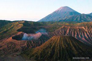 Sunrise Over Bromo Volcano – detailed report