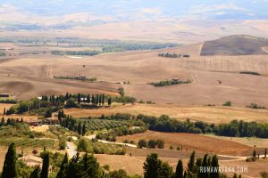 South of Siena – One-Day Trip through the Val d'Orcia Valley