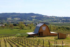 Dolina Willamette – wycieczka po winnicach i degustacja win