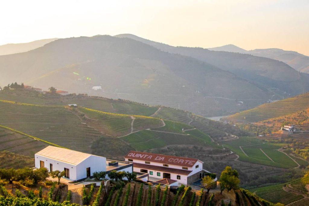 Quinta da Côrte, Douro Valley, Portugal